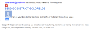 Invite to Open a Map