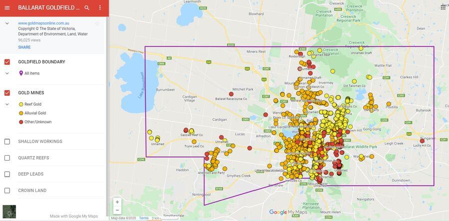 Ballarat Goldfield District