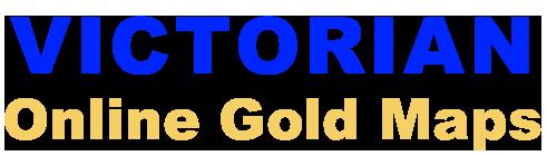 Victorian Online Gold Maps